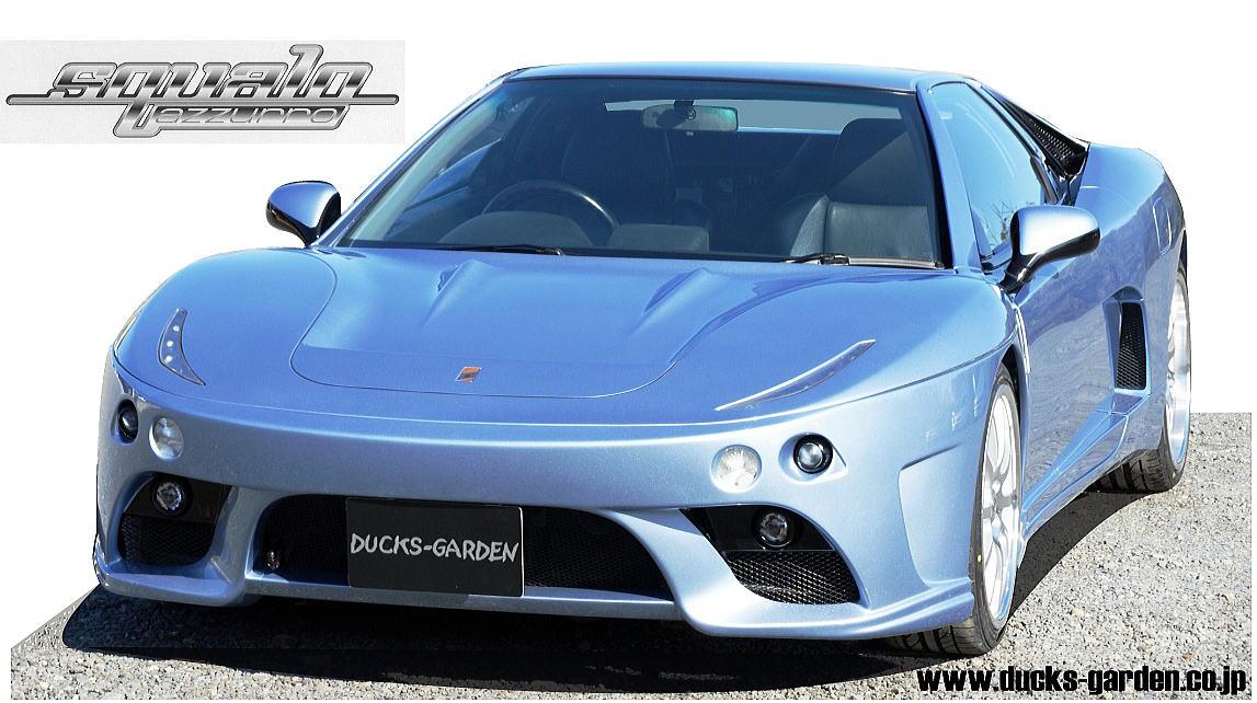 HONDA-NSX スクアーロ アズーロ カスタムカー